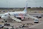"""Bmibaby Boeing 737-33R G-TOYK """"jump in baby"""" (21640363412).jpg"""