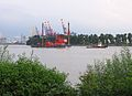 Boats on the Elbe -b.jpg