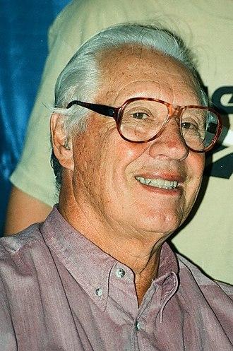 Bob Feller - Feller in 1996