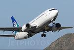 Boeing 737-33A, Air New Zealand JP6829656.jpg