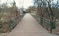 Bogdanka river, Park Wodziczki in Poznan, bridges (2).jpg