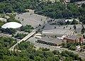 Bojangles Coliseum and The Park, Charlotte, NC - panoramio.jpg