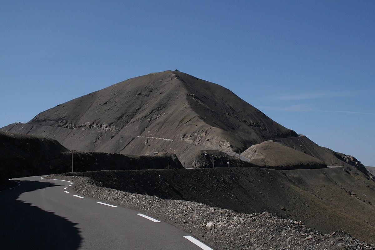 Descriptif de parcours, profil de pente, photos de lascension du col de la.