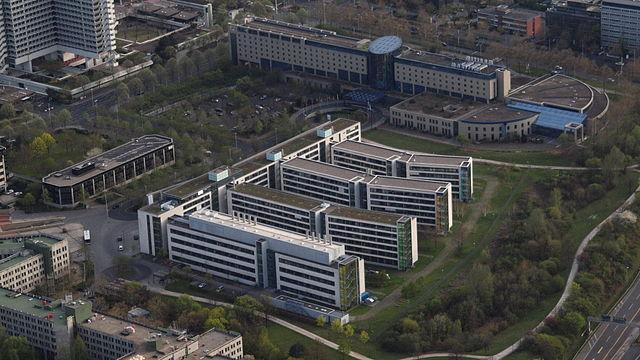 Bundesinstitut für Arzneimittel u. Medizinprodukte, Luftaufnahme 2014