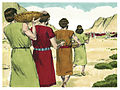Book of Exodus Chapter 17-10 (Bible Illustrations by Sweet Media).jpg