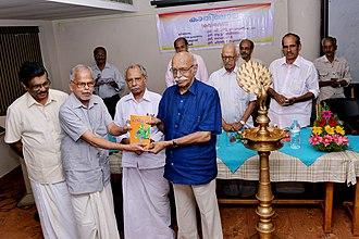 K.B. Unnithan - Releasing of Kaathilola