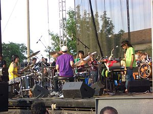 Boredoms - Boredoms at the 2006 Intonation Music Festival in Chicago