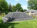 Borobudur Tempel Miniatur.JPG