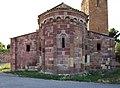Bosa, chiesa di San Pietro extra Muros. L'abside. - panoramio.jpg