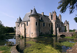 Chateau of Boucard