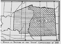 Boundaries of State of New Mexico proposed in 1850.png
