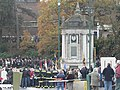 Bournemouth, Remembrance Day crowds - geograph.org.uk - 1038891.jpg