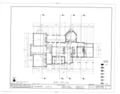 Bowman's Castle, Front and Second Streets, Brownsville, Fayette County, PA HABS PA,26-BROVI,1- (sheet 3 of 7).png