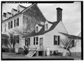 Bowman's Folly, Folly Creek, Accomac, Accomack County, VA HABS VA,1-AC.V,1-6.tif