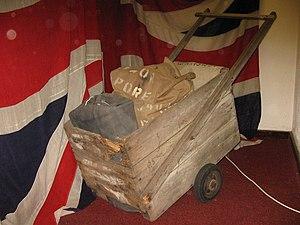 Lowestoft War Memorial Museum - Image: Boy's barrow