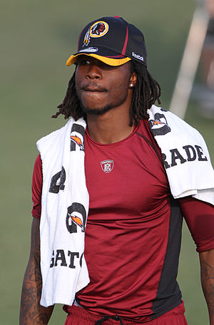 Brandon Banks - Banks during Washington Redskins training camp in 2011
