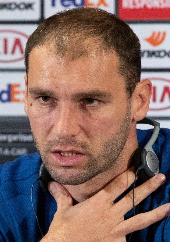 Branislav Ivanović, February 2019 (cropped)