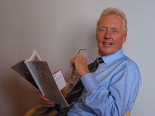 Brian Barron British journalist