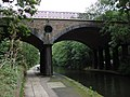 Bridge carrying Avenue Road over Regent's Canal - geograph.org.uk - 609200.jpg