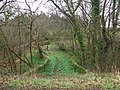 Bridge over the Daff Burn - geograph.org.uk - 710320.jpg