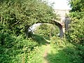 Bridge over the Weavers Way - geograph.org.uk - 223480.jpg