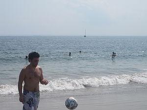 Water Sports On Brighton Beach