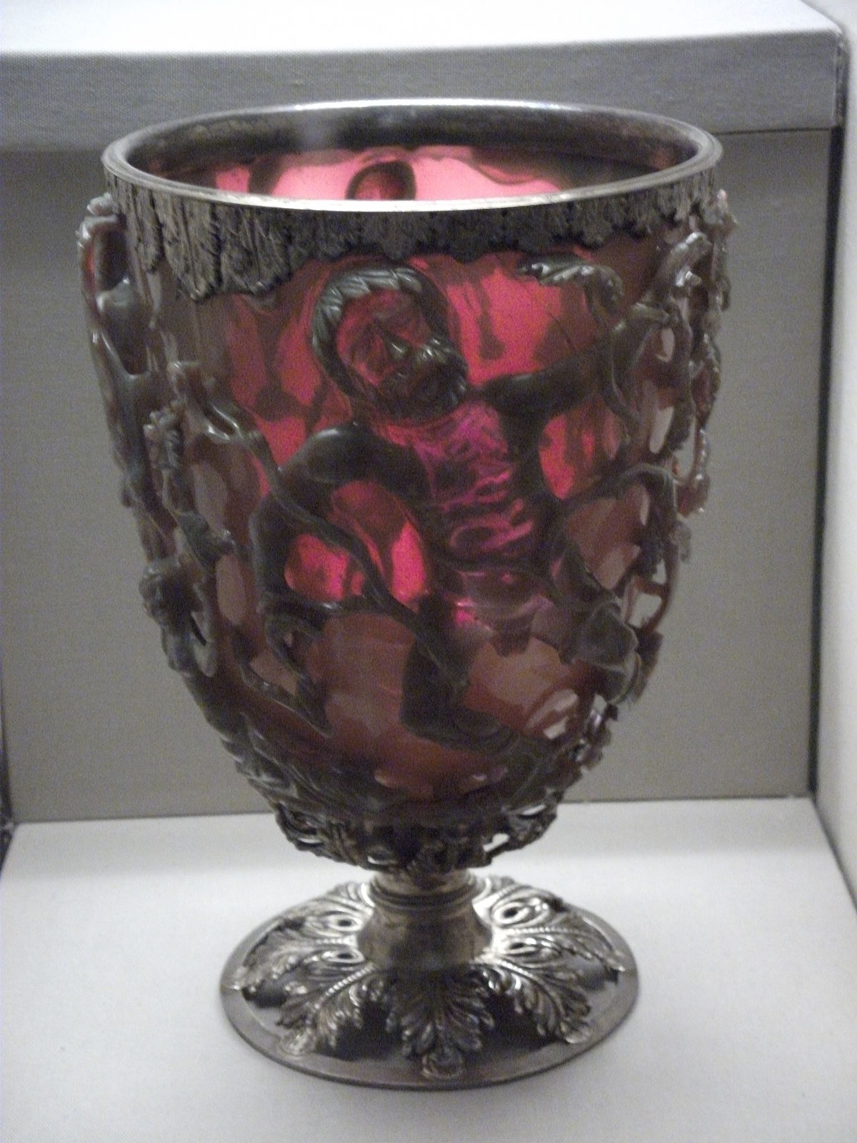 Lycurgus Cup - Wikipedia