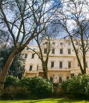 Fellow of the British Academy - The British Academy's premises at 10–11 Carlton House Terrace
