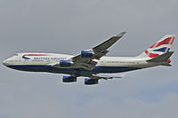 G-CIVN - B744 - British Airways