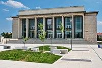Brno, Janáčkovo divadlo, park před divadlem (6913).jpg