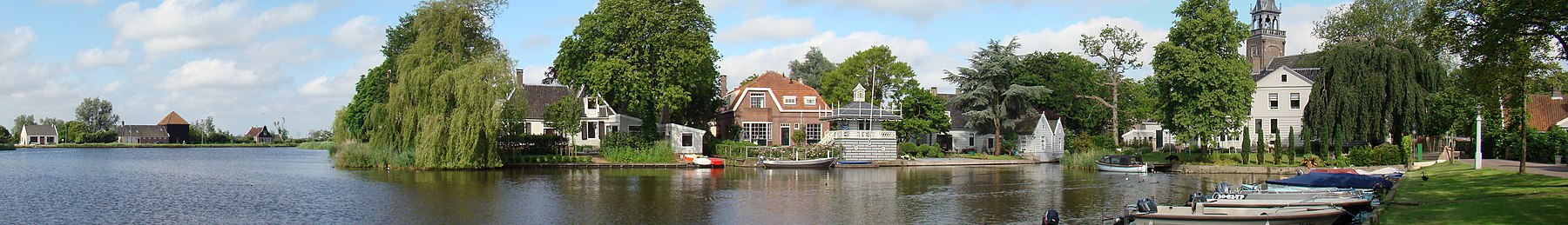 Broek in Waterland Wikivoyage Banner.JPG