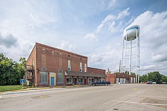 Brooklyn, Indiana - Image: Brooklyn, Indiana