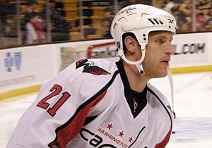 2001 NHL Entry Draft - Longtime Capital Brooks Laich was selected by the Ottawa Senators with the 193rd pick.