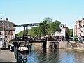 Brug 278, Scharrebiersluis, in het Kadijksplein over de Nieuwe Herengracht foto 1.JPG
