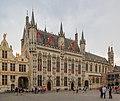 Bruges Belgium Town-hall-of-Brugge-01.jpg
