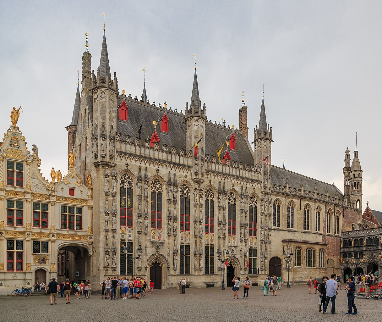 Travel Guide to Bruges - the Flemish city also known as ...