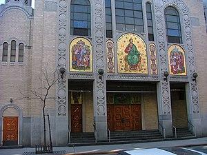 St. George's Church (Manhattan) - North side