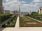 Brussels, Jardin du Mont des Arts foto5 2015-06-07 14.01.jpg