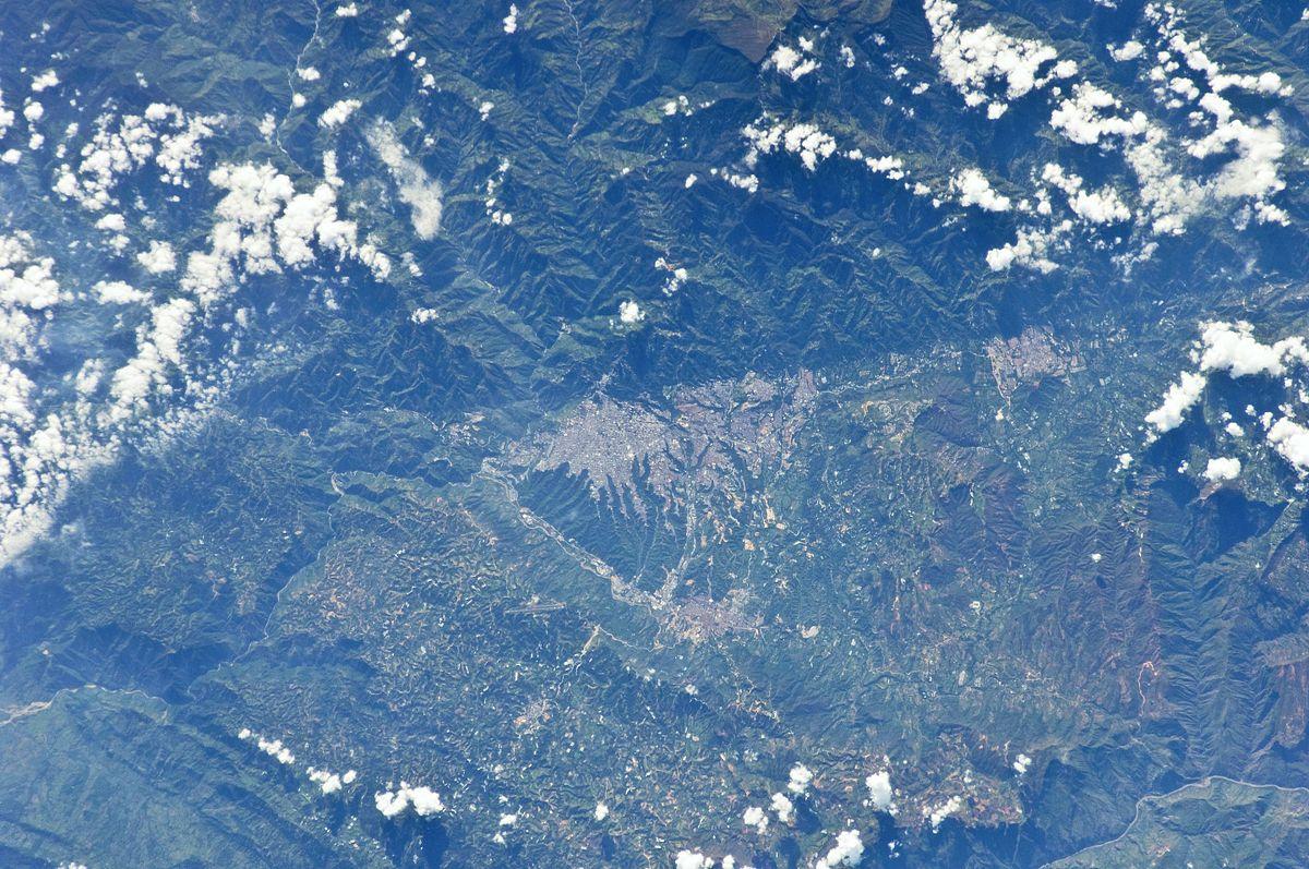Bucaramanga Santa Marta Fault Wikipedia