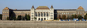 History of European research universities - BME, The oldest University of Technology, founded in Hungary in 1782