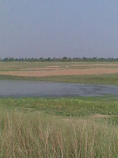 Burhi Gandak River river in India