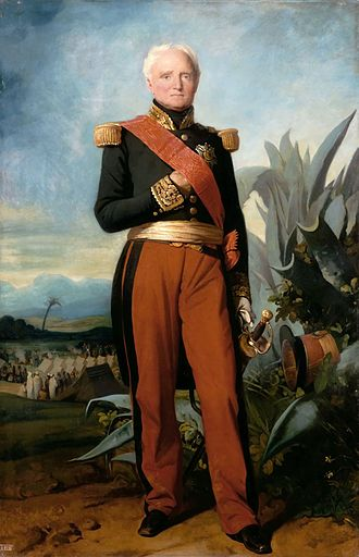 Thomas Robert Bugeaud - Bugeaud by Charles-Philippe Larivière