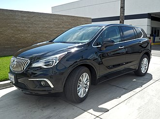 Buick Envision - Image: Buick Envision P4250785