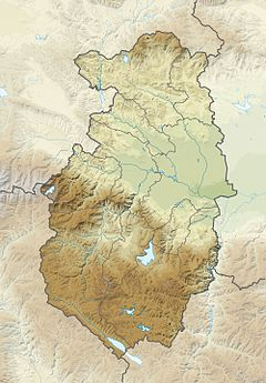 Bulgaria Pazardzhik Province relief location map.jpg