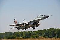 Bulgarian mig-29 r-27