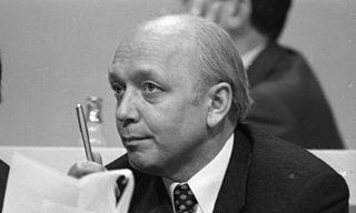 Karl-Heinz Narjes German politician