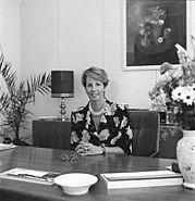Bundesarchiv Bild 183-1990-0813-302, Sabine Bergmann-Pohl