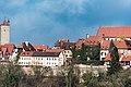 Burgweg Panorama vom Mühlacker Rothenburg ob der Tauber 20180216 021.jpg