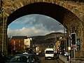 Burnley Road and railway viaduct, Todmorden - geograph.org.uk - 268128.jpg