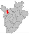 Burundi Commune of Musigat.png